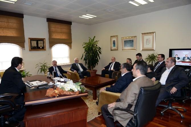 Osmangazi İle MÜSİAD'dan Balkanlar İçin İş Birliği