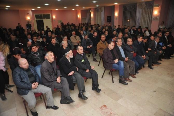 Orhangazi Belediyesi'nden Mahalle Meclisi Toplantısı