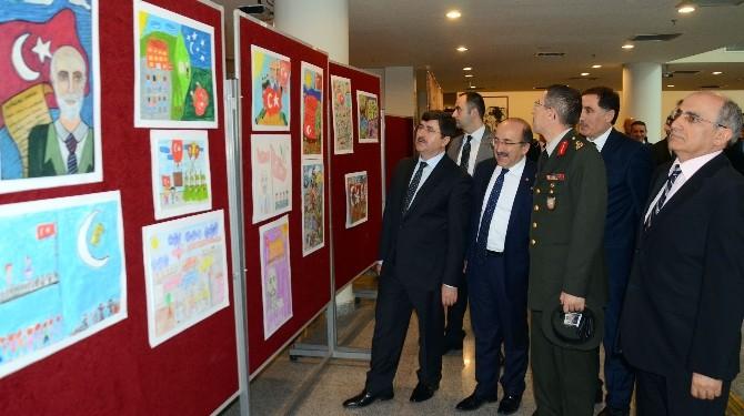 Trabzon'da İstiklal Marşı Şairi Akif'i Anma Etkinliği Düzenlendi