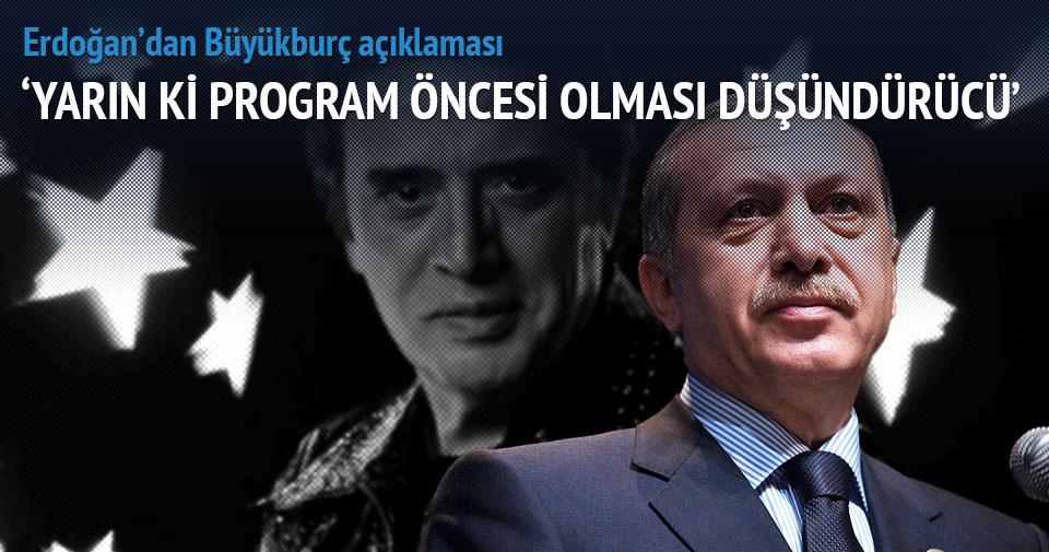 Erdoğan: Ölümü düşündürücüdür