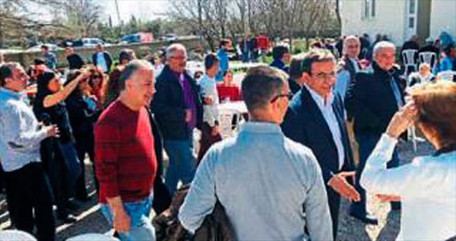 Siyasette ATSO CHP kardeşliği