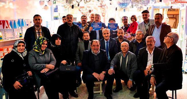 Şeyh Adil ve Menderes'te kentsel dönüşüm müjdesi