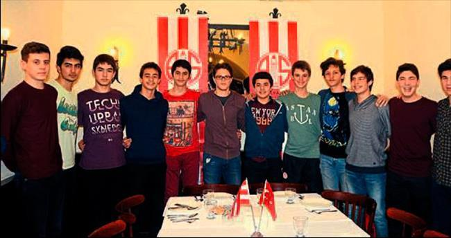 Antalyaspor'lu dev adamlar