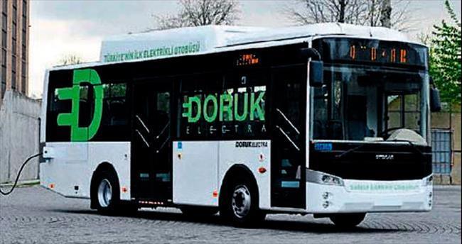 Otobüsler hani artık çevre dostu olacaktı?