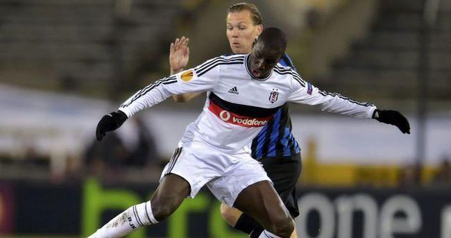 Demba Ba'dan ilginç Club Brugge yorumu