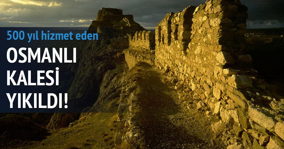 Osmanlı'nın Prizren Kalesi yıkıldı