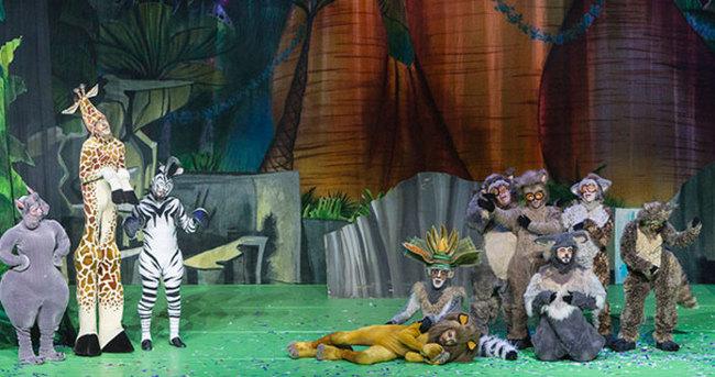 Madagascar Live İzmirlilerle buluşacak