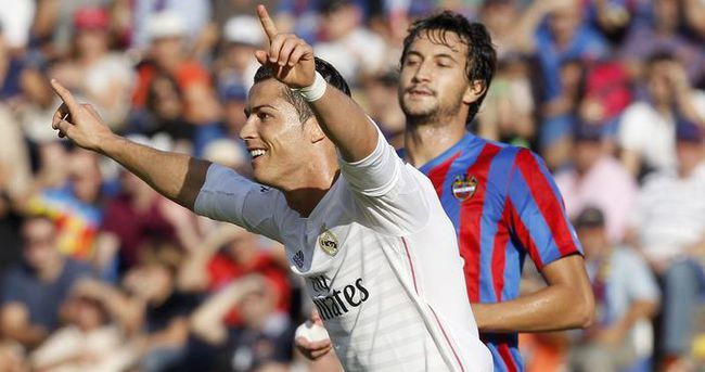 Real Madrid – Levante İspanya La Liga maçı ne zaman saat kaçta hangi kanalda?