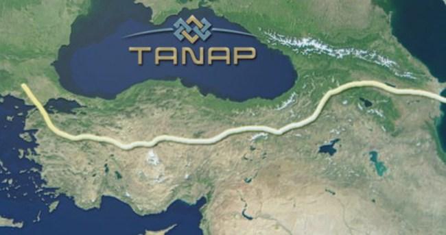 Devler TANAP için imzaları attı