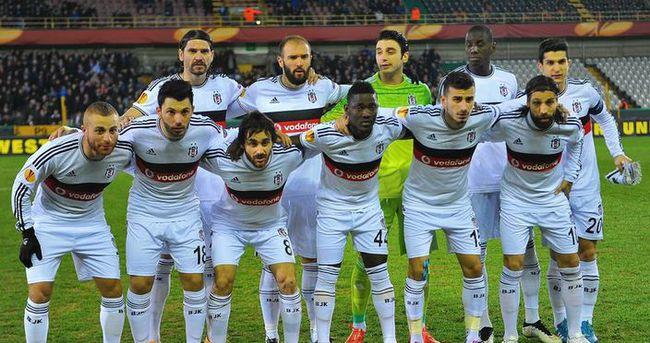 Beşiktaş, yabancılarını tam kapasite kullanamıyor