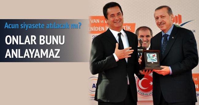 Acun Ilıcalı: Erdoğan'ı seviyorum çünkü...