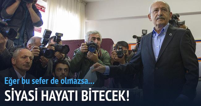 Kemal Kılıçdaroğlu'nun siyasi hayatı