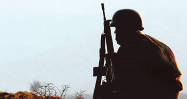Bingöl'de askere ateş açıldı!