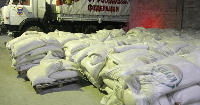 Rusya'dan ayrılıkçılara yardım