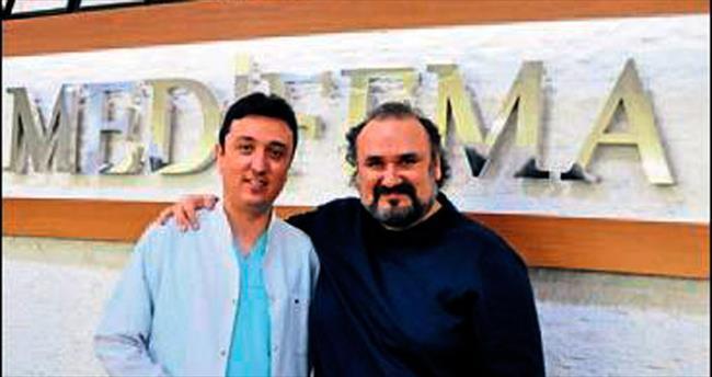 Yerli Pavarotti kilolarından kurtuluyor