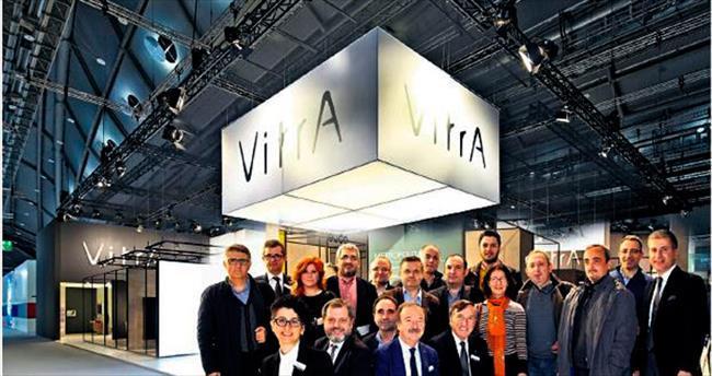 Vitra artık küresel oyuncu