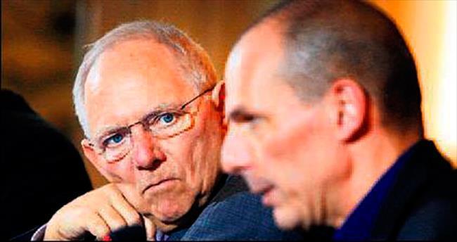 Wolfgang Schaeuble: Yunanistan'ın hâlâ çıkış ihtimali var