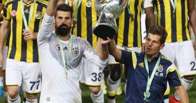 Fenerbahçe'nin kaptanları iş üstünde!