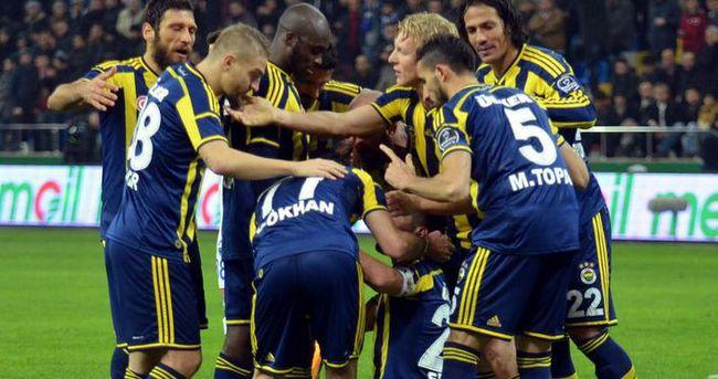 Fenerbahçe'nin muhtemel 11