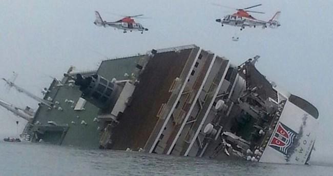 Myanmar'da feribot battı