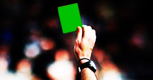 Futbolda yeşil kart devrimi