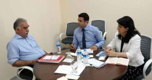 Öcalan'ın yanına gelecek 4 PKK'lı belli oldu
