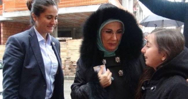 Küçük kızdan Erdoğan'a mektup