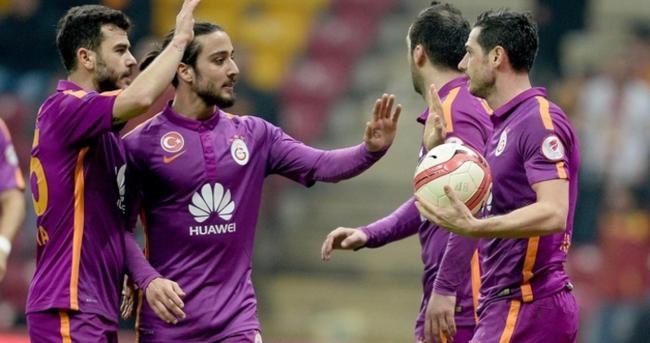Galatasaray-Başakşehir! (GS-Başakşehir golleri ve özeti)