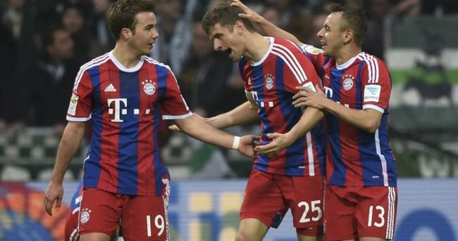 Bayern Münih-Werder Bremen maçı özeti ve golleri - GENİŞ ÖZET (Tam gaz Bayern! 4 gol...)
