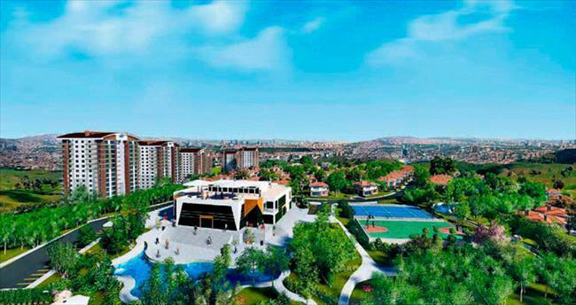 Mebuskent'te satışların 3'te 1'i tamamlandı