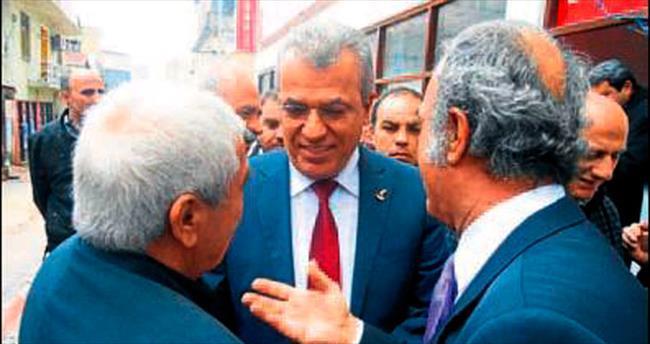 CHP'li Yunus Güzel tüm ilçeleri geziyor