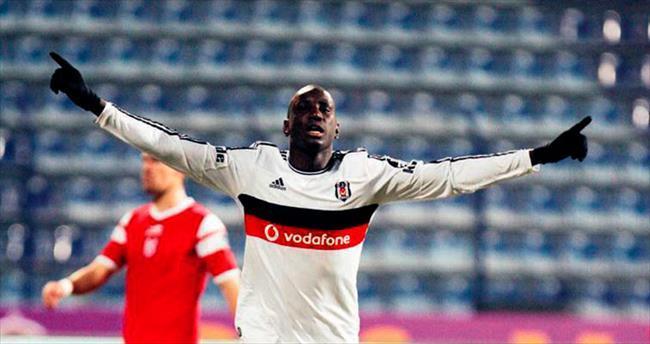 Beşiktaş Ankara'da sahaya iniyor