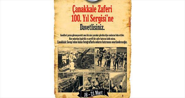 M1 Merkez Adana AVM Çanakkale sergisi açıyor