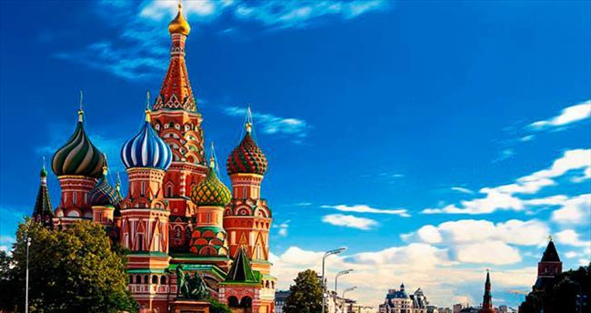 Görkemli ve eğlenceli Moskova