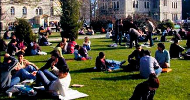 Üniversiteli gençler ayda 613 TL harcıyor