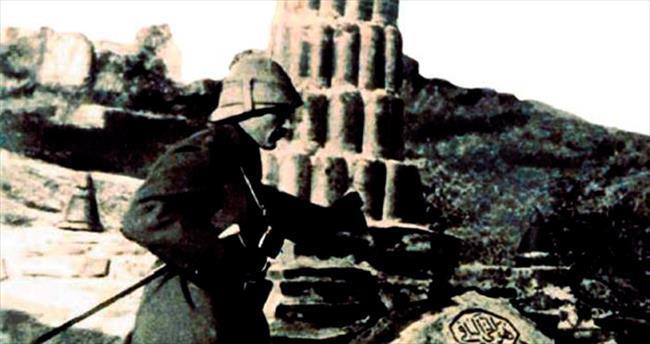 'Top mermilerinden anıt'a ve şehitliğe restorasyon...