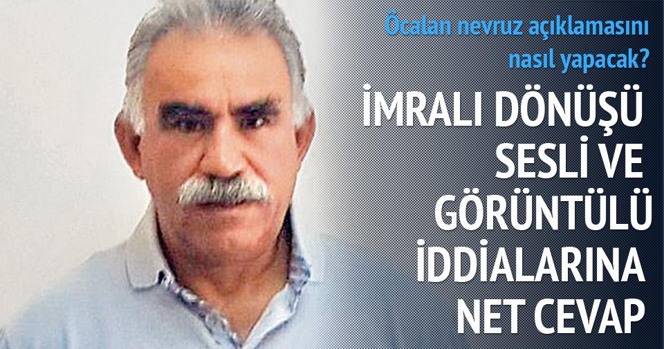 HDP'den İmralı dönüşü flaş açıklama!