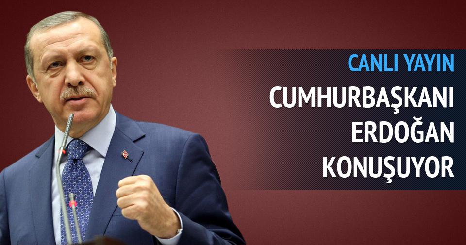 Erdoğan: Atı alan Üsküdar'ı geçiyor