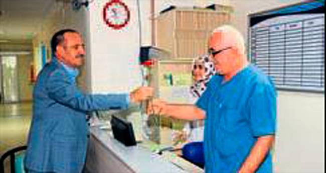 Duruay'dan Tıp Bayramı mesajı