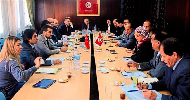 MÜSİAD heyeti Tunus'ta