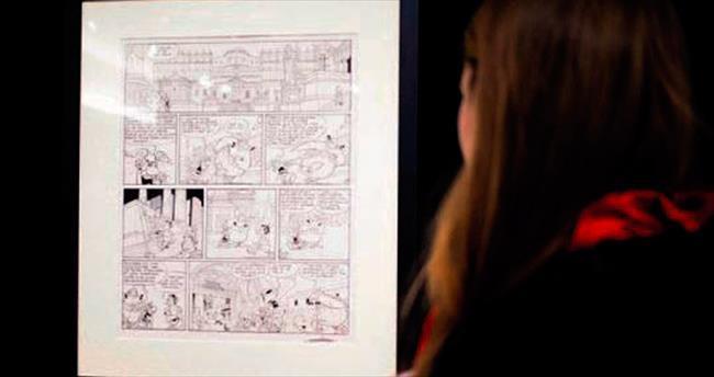 Asterix, 'Charlie Hebdo' için satıldı
