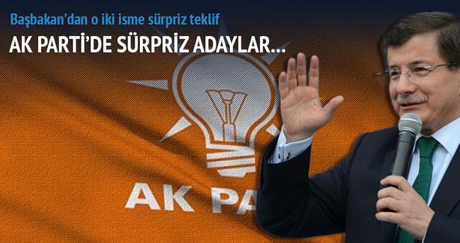 Davutoğlu'ndan Erbakan ailesine adaylık sürprizi