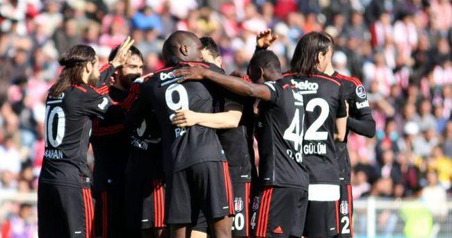 Beşiktaş'a bir stat şoku daha