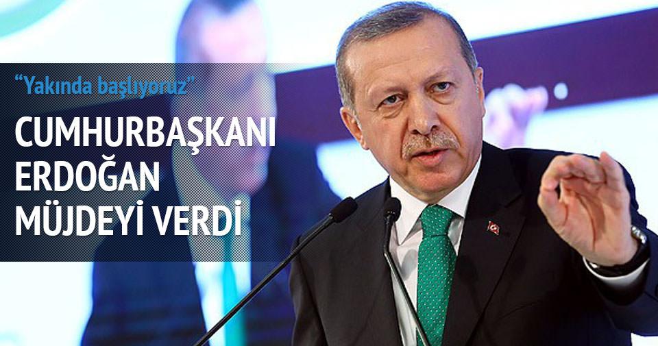 Erdoğan: Altay tankımızın seri üretimine yakın zamanda başlıyoruz