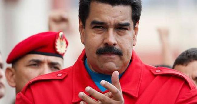 Venezuela'da ABD kanunu