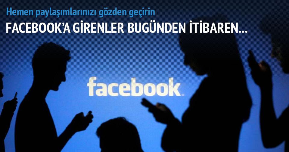Facebook kurallarını güncelledi