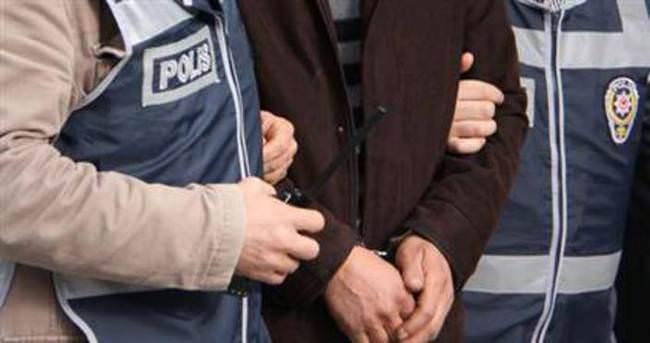 Mersin'de sahte polis yakalandı