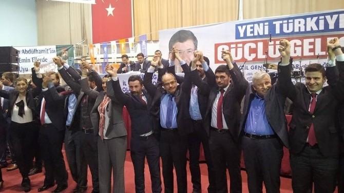 AK Parti Tekirdağ İl Gençlik Kolları Kongresi Gerçekleştirildi