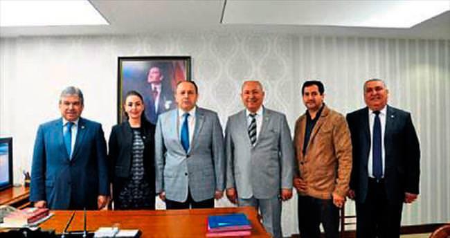 İşadamları Göç'e projelerini anlattı