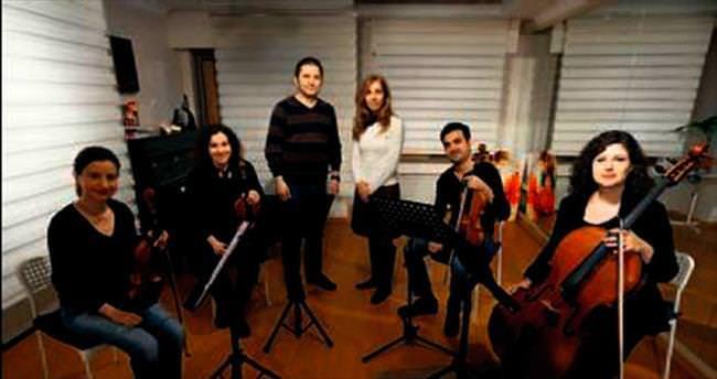 Türkiye'nin ilk aile filarmoni orkestrası